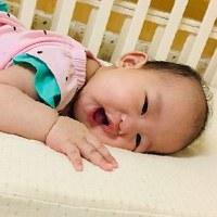cani airwave床墊--真的很開心選擇了cani床墊,讓寶寶睡得舒服又安全