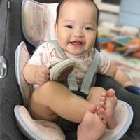 強烈建議帶個兩組回家,嬰兒推車跟安全座椅都要有喔!