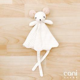 cani有機棉 小鼠安撫巾