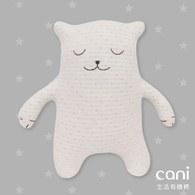 cani有機棉 愛睡熊(大)